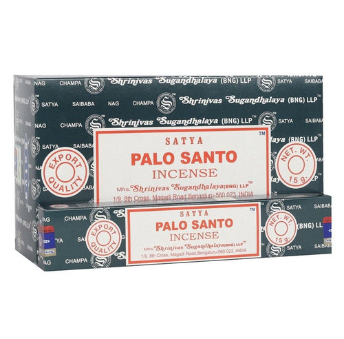 Incense  Palo Santo - Full Moon Designs