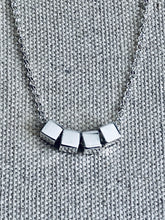 Load image into Gallery viewer, Silver Necklace - Full Moon Designs