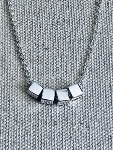 Silver Necklace - Full Moon Designs