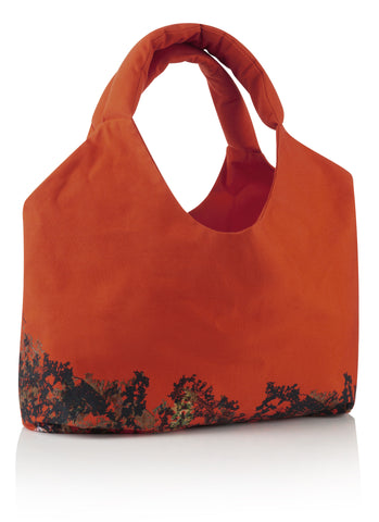 Orange Leaf Big Bag