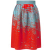 Red Bloss Skirt