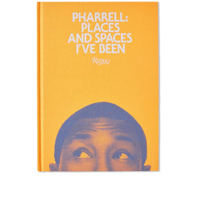 Pharrell: Places and Spaces I've Been - Pharrell Williams