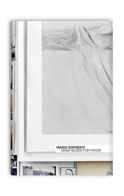 Mario Sorrenti: Draw Blood for Proof