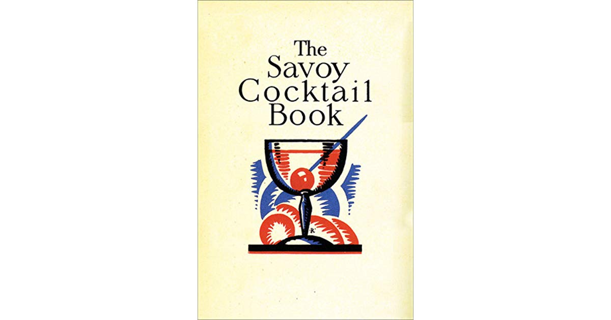 The Savoy Cocktail Book - Harry Graddock