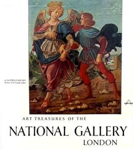 Art Treasures of the National Gallery London - Sir Philip Hendy, National Gallery (Great Britain)