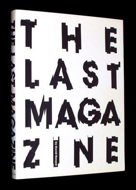 The Last Magazine by David Renard