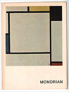 Mondrian - Catalogue Exposition Orangerie des Tuileries - 1969