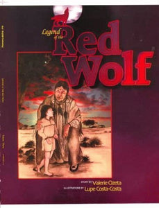 Legend of the Red Wolf