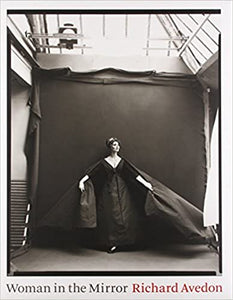 Woman in the Mirror - Richard Avedon