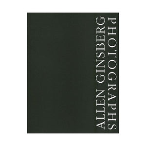 Allen Ginsberg : Photographs