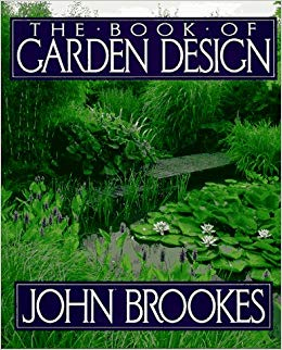 The Book of Garden Design - John Brookes