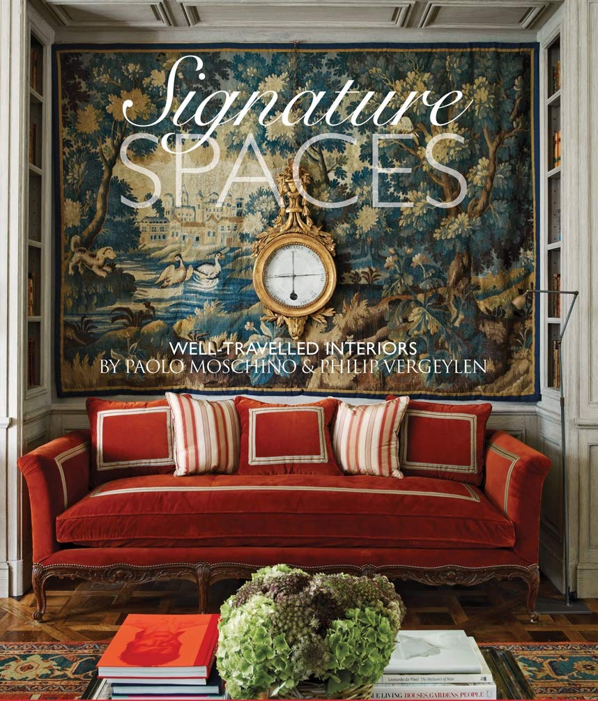 Signature Spaces: The Well-Traveled Interiors of Paolo Moschino & Philip Vergeylen