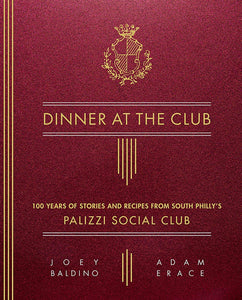 Dinner at the Club - Joey Baldino and Adam Erace
