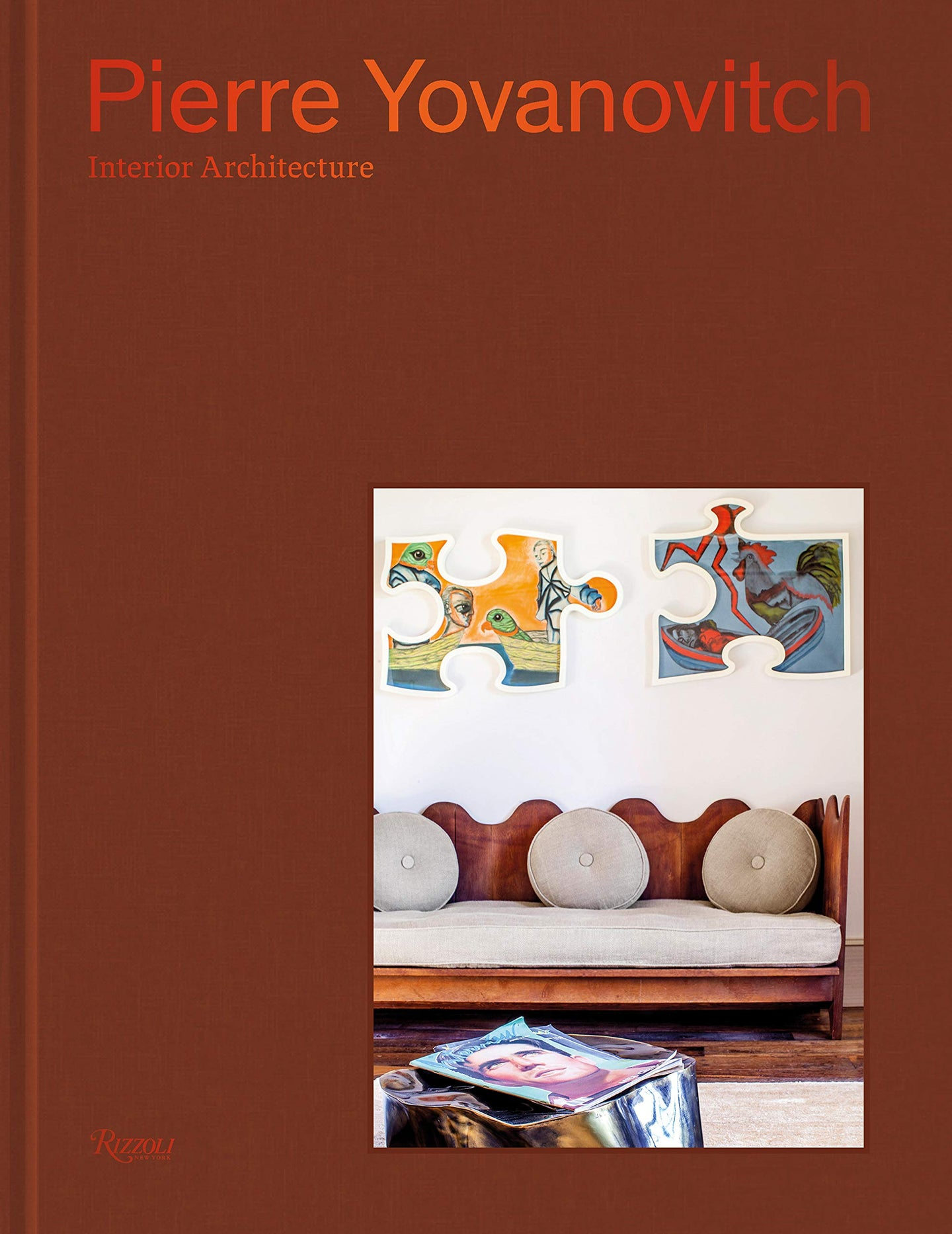 Pierre Yovanovitch: Interior Architecture - Pierre Yovanovitch
