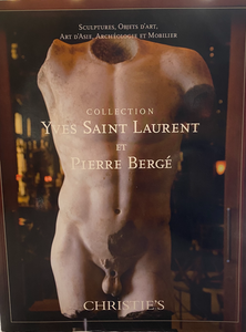 Christie's: Collection Yves Saint Laurent Et Pierre Berge (French Edition)