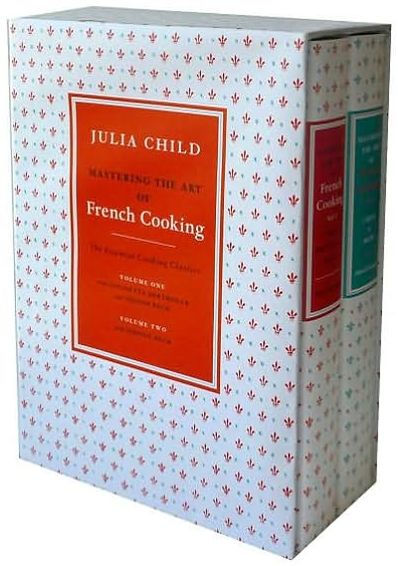 Mastering the Art of French Cooking - Julia Child