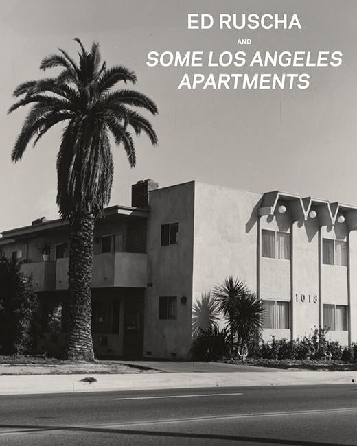 Ed Ruscha: Some Los Angeles Apartments - Virginia Heckert