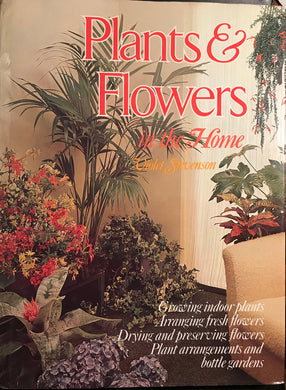 Plants & Flowers in the Home - Violet Stevenson