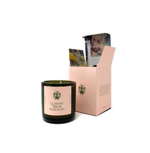 Climbing Tuscan Rosemary Candle
