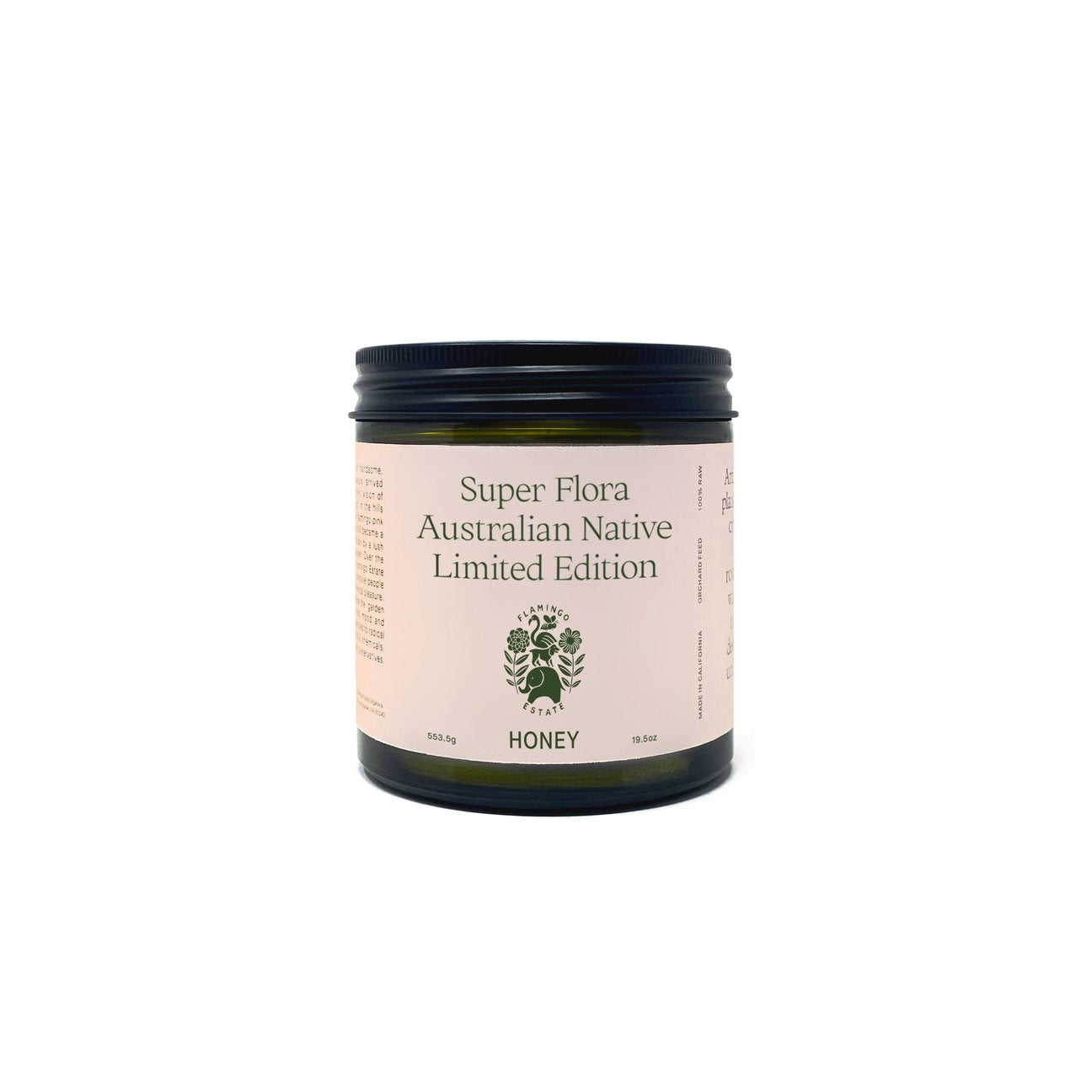 Super Flora Australian Native Limited Edition Honey