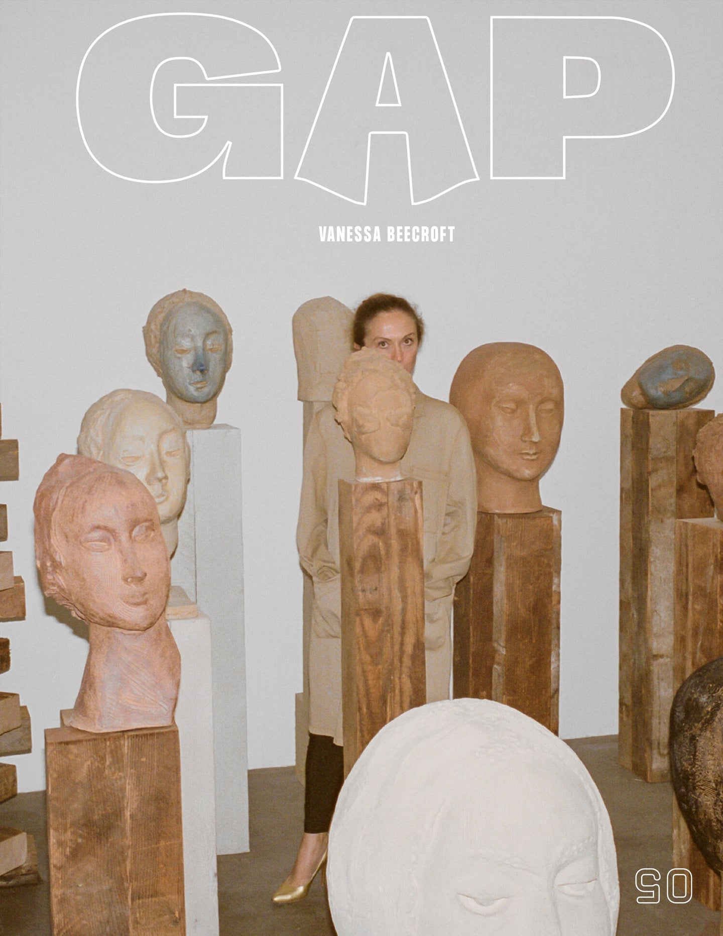 GAP Magazine Issue 05: 'The Women's Issue'