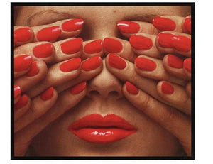 Guy Bourdin: In Between - Shelly Verthime