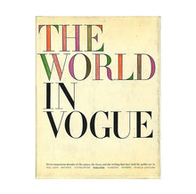 Load image into Gallery viewer, The World In Vogue