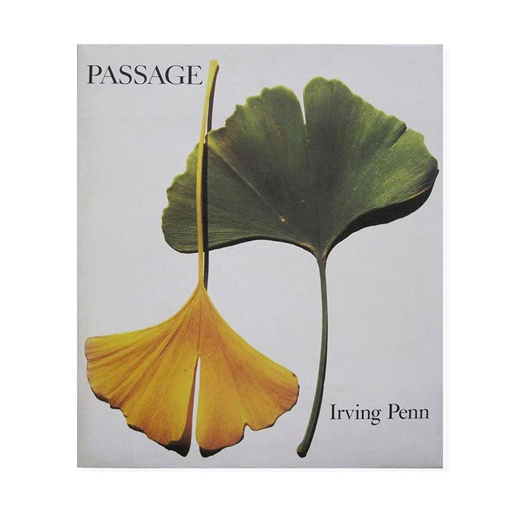 Passage: A Work Record - Irving Penn