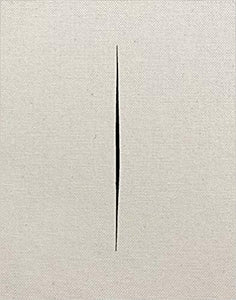 Lucio Fontana: On The Threshold - Iria Candela