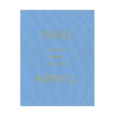 Paige Powell: Four-Volume Book Set