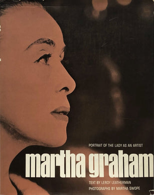 A Portrait of the Lady as an Artist: Martha Graham