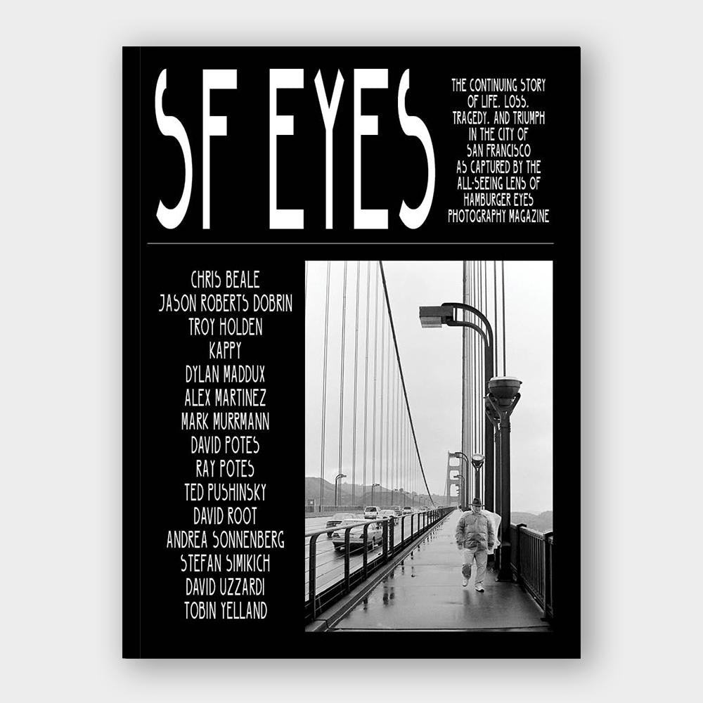 SF Eyes: Hamburger Eyes San Francisco