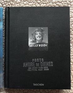 Marilyn: Memoires by Andres de Dienes