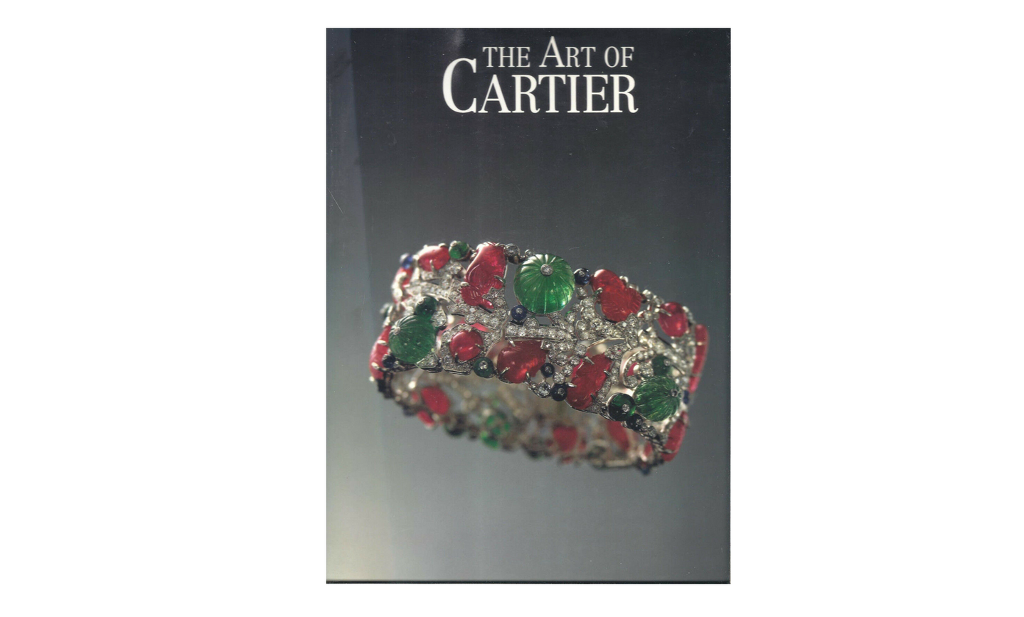 The Art of Cartier (Paperback)