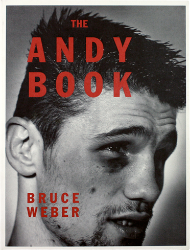 The Andy Book - Bruce Weber