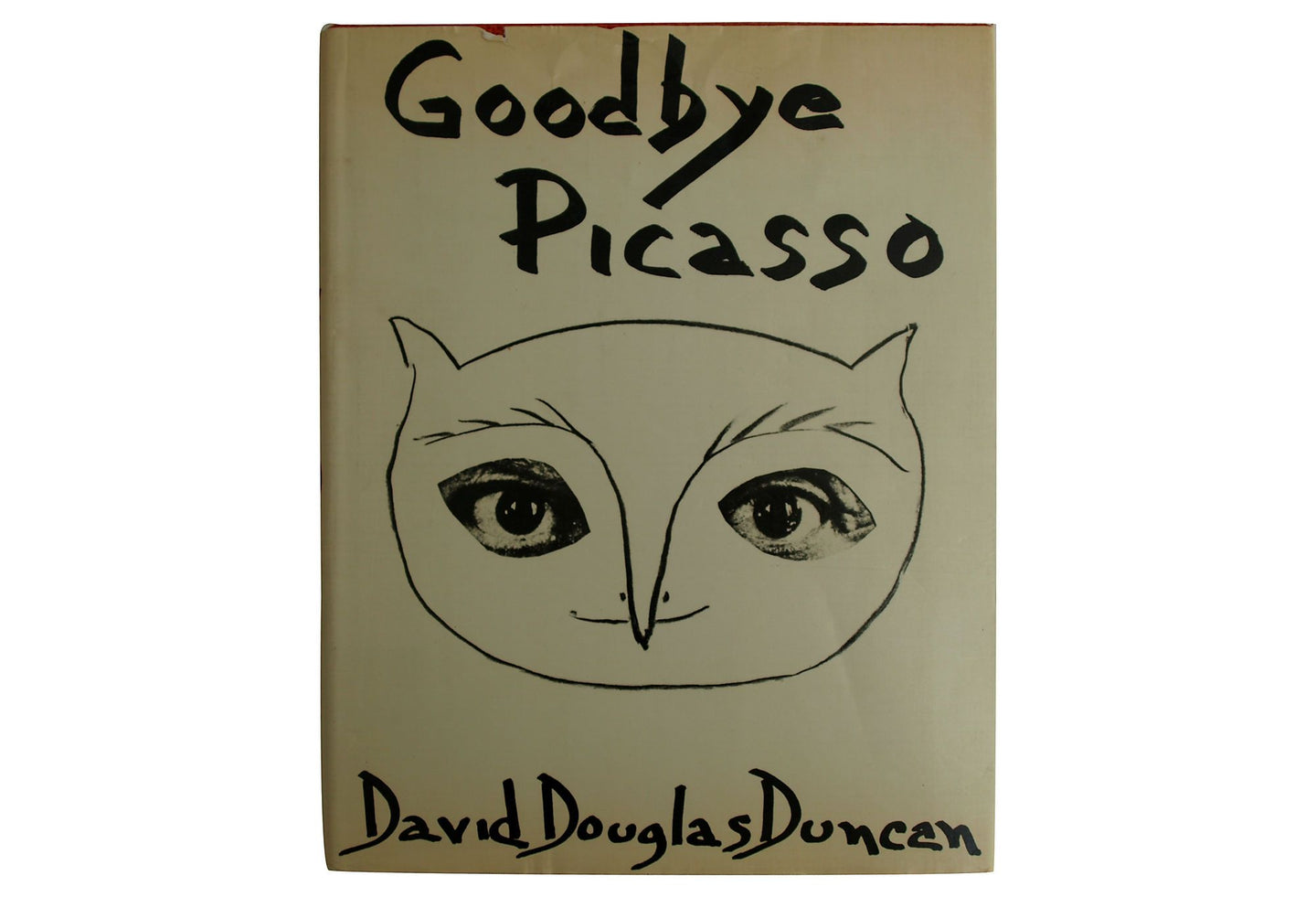 Goodbye Picasso - David Douglas Duncan