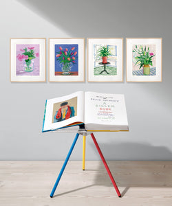 David Hockney. A Bigger Book.