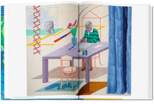 Load image into Gallery viewer, David Hockney. A Bigger Book.