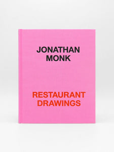 Restaurant Drawings - Jonathan Monk