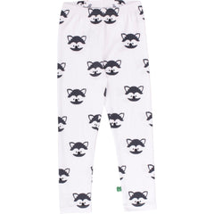Leggings Racoon von Green Cotton bei Heldenkind