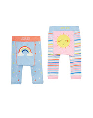 Tom Joules leggings Sonne & Regenbogen