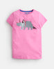 Tom Joules Shirt pink dino