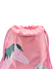 Tom Joules Active Bag Pink Horses Bag
