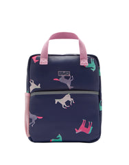 Tom Joule Rucksack Adventure Navy Horses