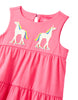 Tom Joule Kleid Clarissa Pink Unicorn