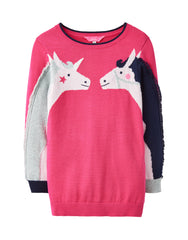 Tom Joule Pullover Pink Double Horse