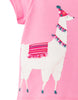 Tom Joule Shirt Pink Lama