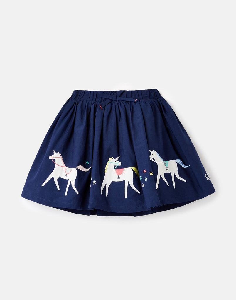 Joules - Lexy Artwork Rock Navy Unicorn