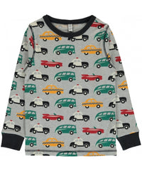 Top Long sleeve Traffic
