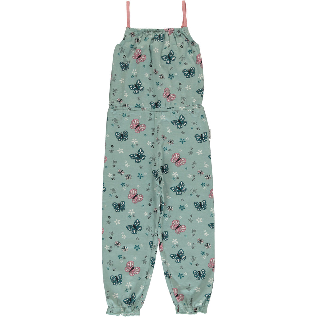 Maxomorra Jumpsuit Schmetterling